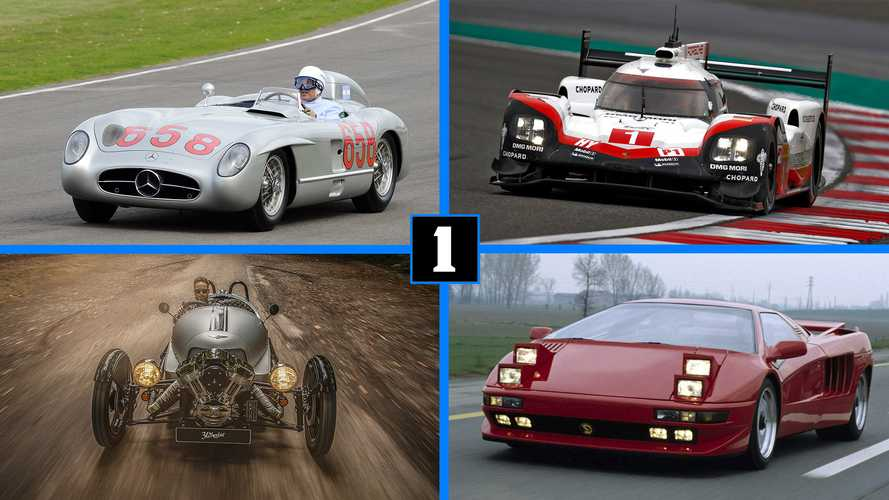 10 самых необычных автомобильных двигателей внутреннего сгорания