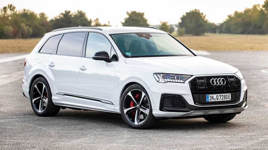 Audi Q7 TFSI e quattro, il maxi SUV alla spina ha due anime