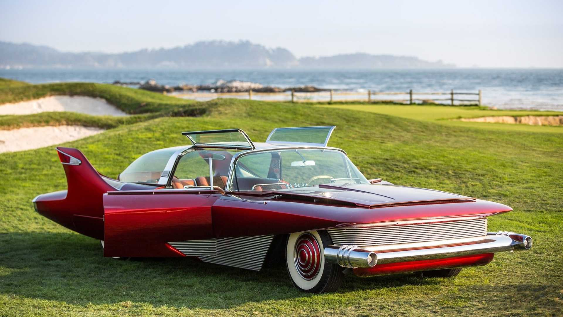 Custom 1960 DiDia 150 'Dream Car' Is A Hand-Built Icon