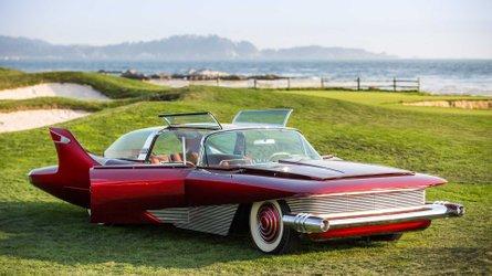 This custom 1960 didia 150 dream car is a hand built icon