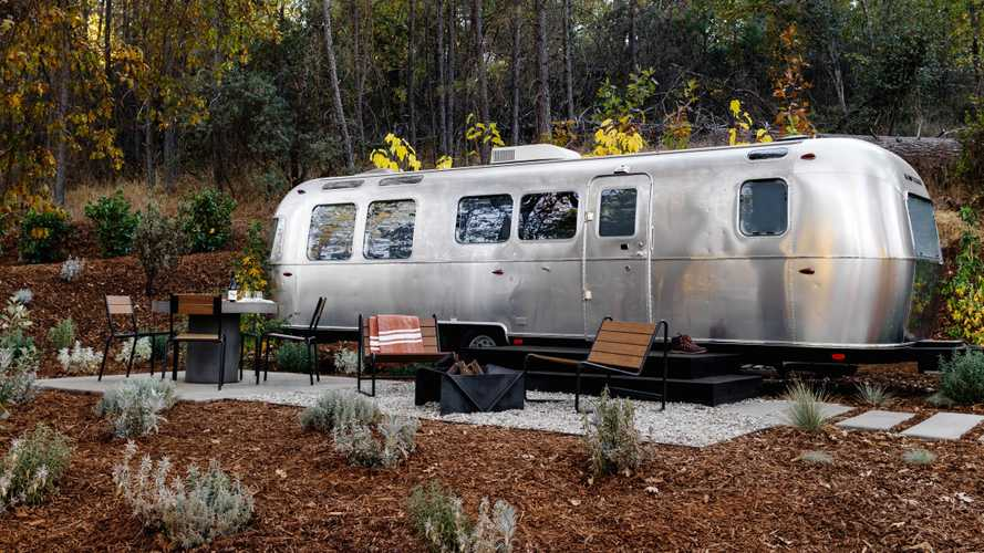 Airstream Enters Campground Business With AutoCamp Investment