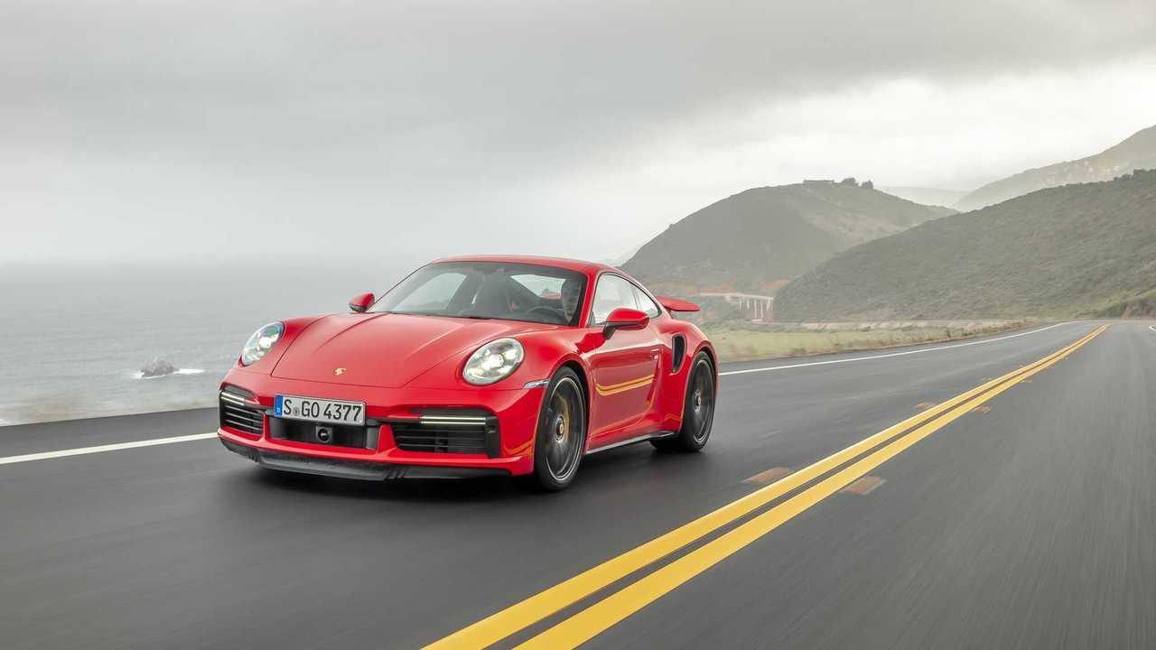 Porsche 911 Turbo S Coupé 2020, prueba