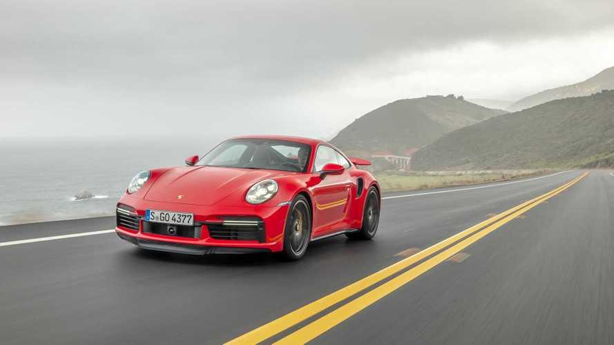 Porsche 911 Turbo S Coupé 2020: primera prueba en carretera