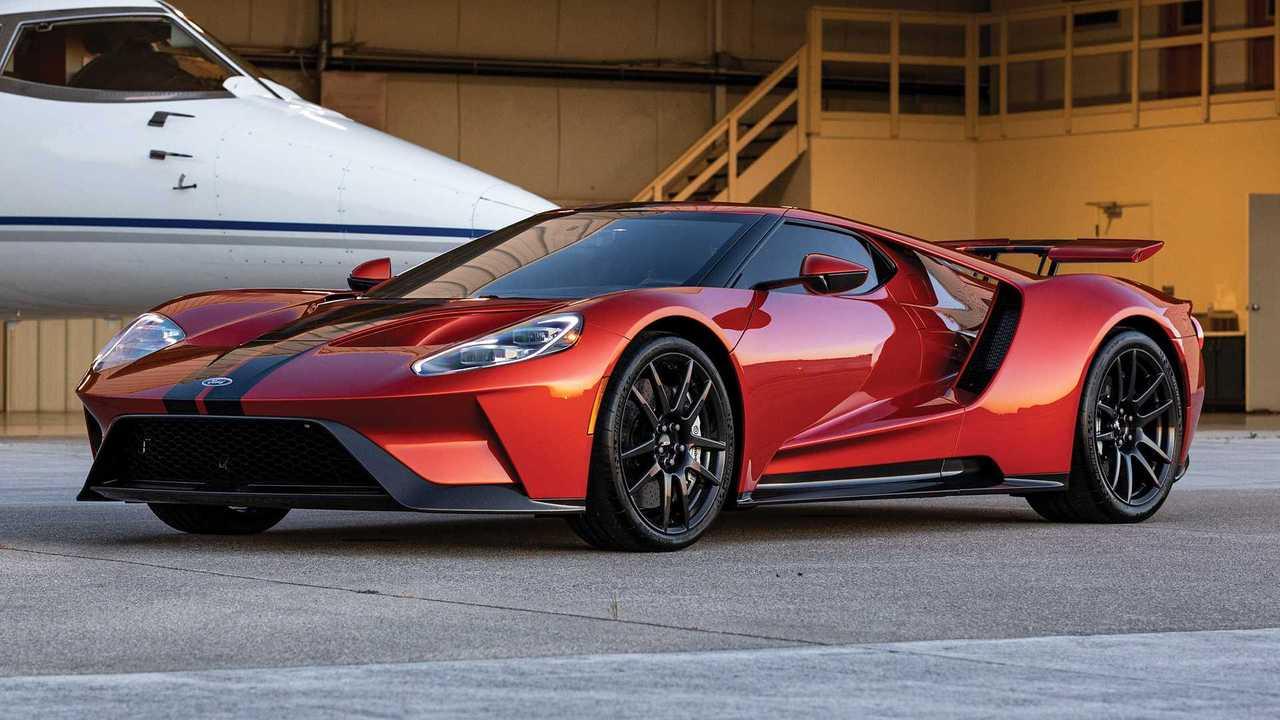 Ford GT (2017) - 1,1 millones de euros