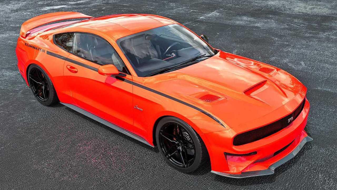 2021 Ford Torino New Concept
