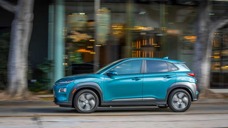 In April 2020, Hyundai Plug-In Electric Car Sales Decreased By Only 2.4%