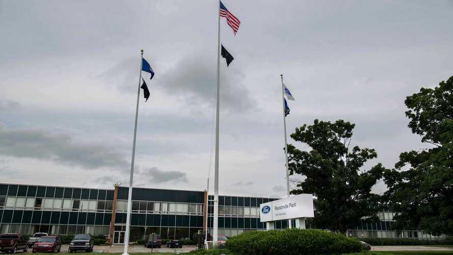 Ford 50,000 GE Healthcare ventilátorok