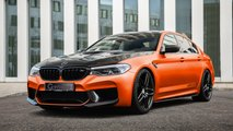 G-Power BMW M5 - G5M HURRICANE RS