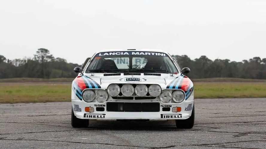 Lancia 037 Rally Evo 2 Grupo B 1984