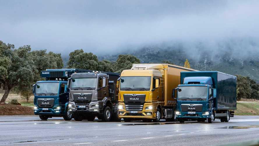 MAN TGX, TGS, TGM und TGL: Neue Lkw-Generation vorgestellt