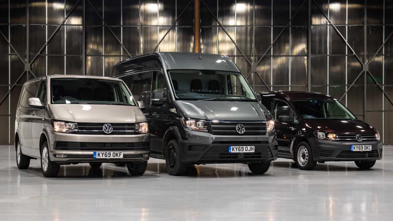 VW Crafter Park Assist v Stunt Driver