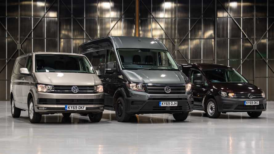 VW van stock now offered with no payments for three months