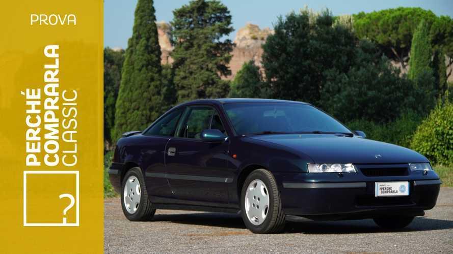 Opel Calibra 2.0i 16V, perché comprarla...classic