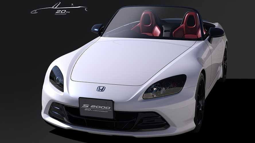 Honda S2000 Returns With New Accessories At 2020 Tokyo Auto Salon