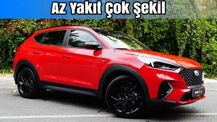 2019 Hyundai Tucson 1.6 CRDi N-Line | Neden Almalı?