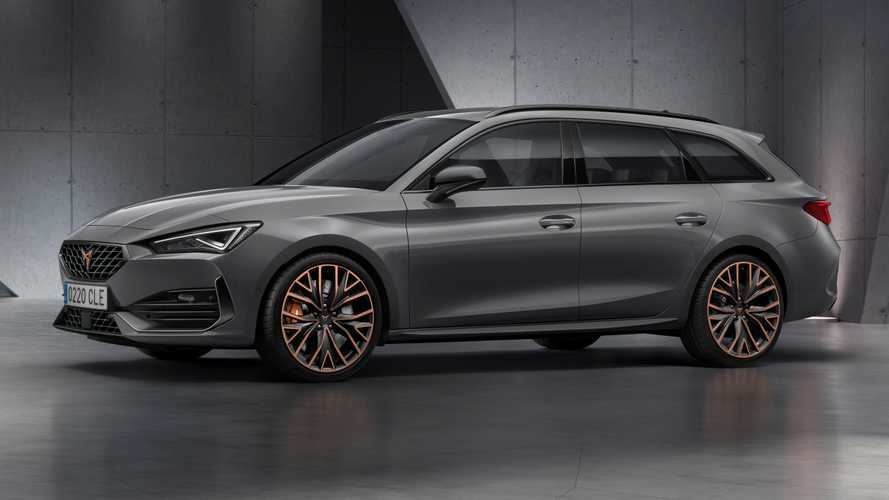 2021 Cupra Leon Revealed: 306-HP AWD Wagon, PHEV Model