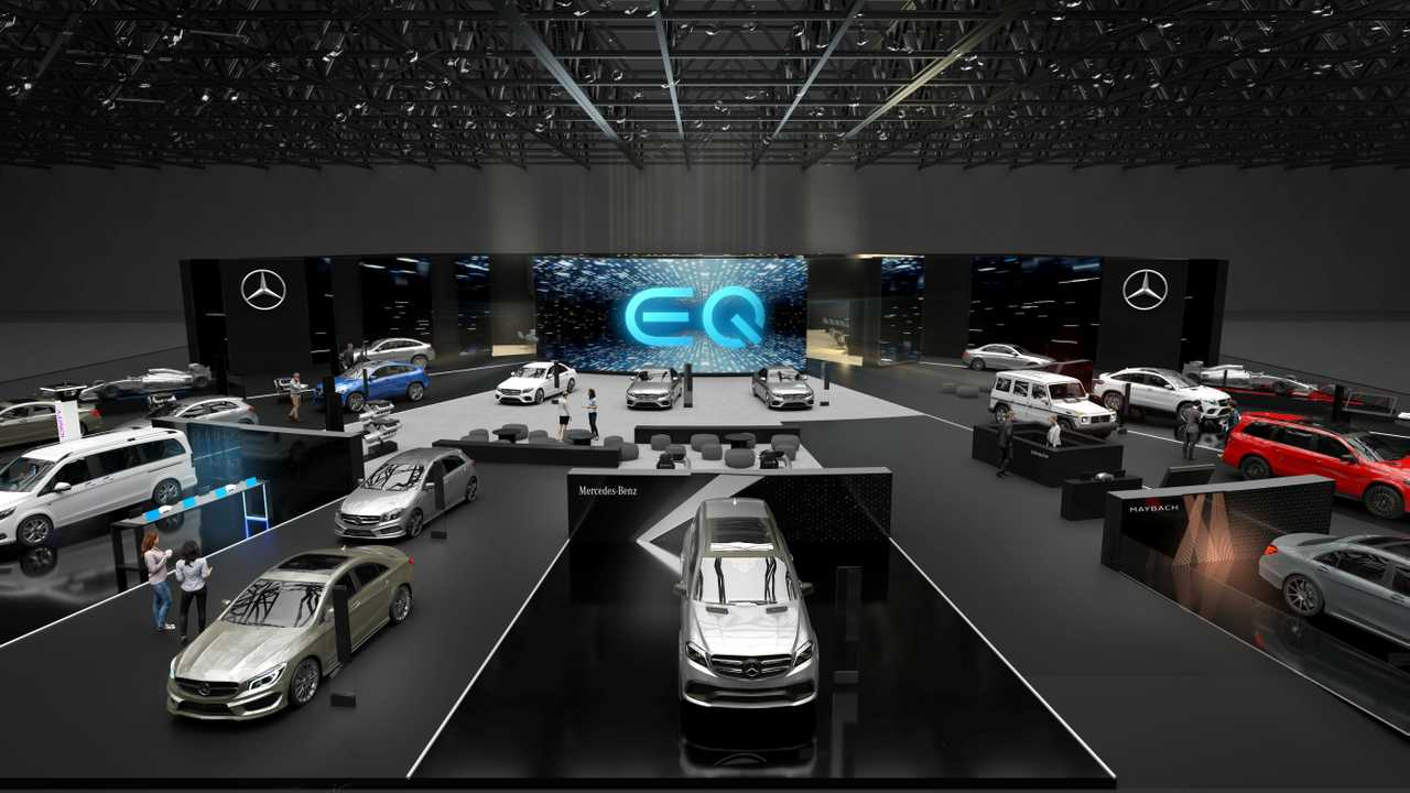 Mercedes Geneva Announcement