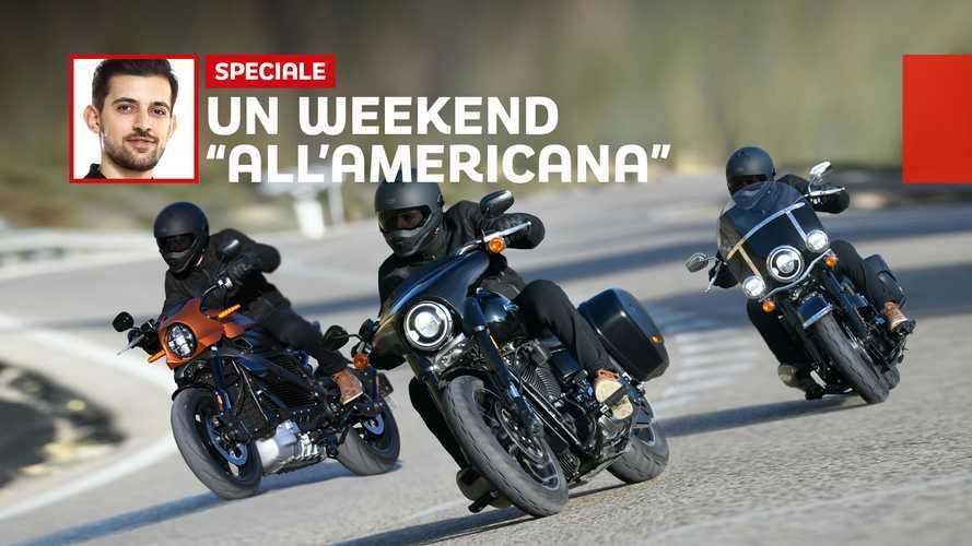 Harley-Davidson Triple S 2020: sotto il segno dell'aquila di Milwaukee