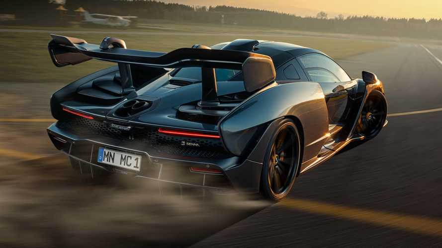 McLaren Senna Upgraded By Novitec To Nearly 890 Horsepower