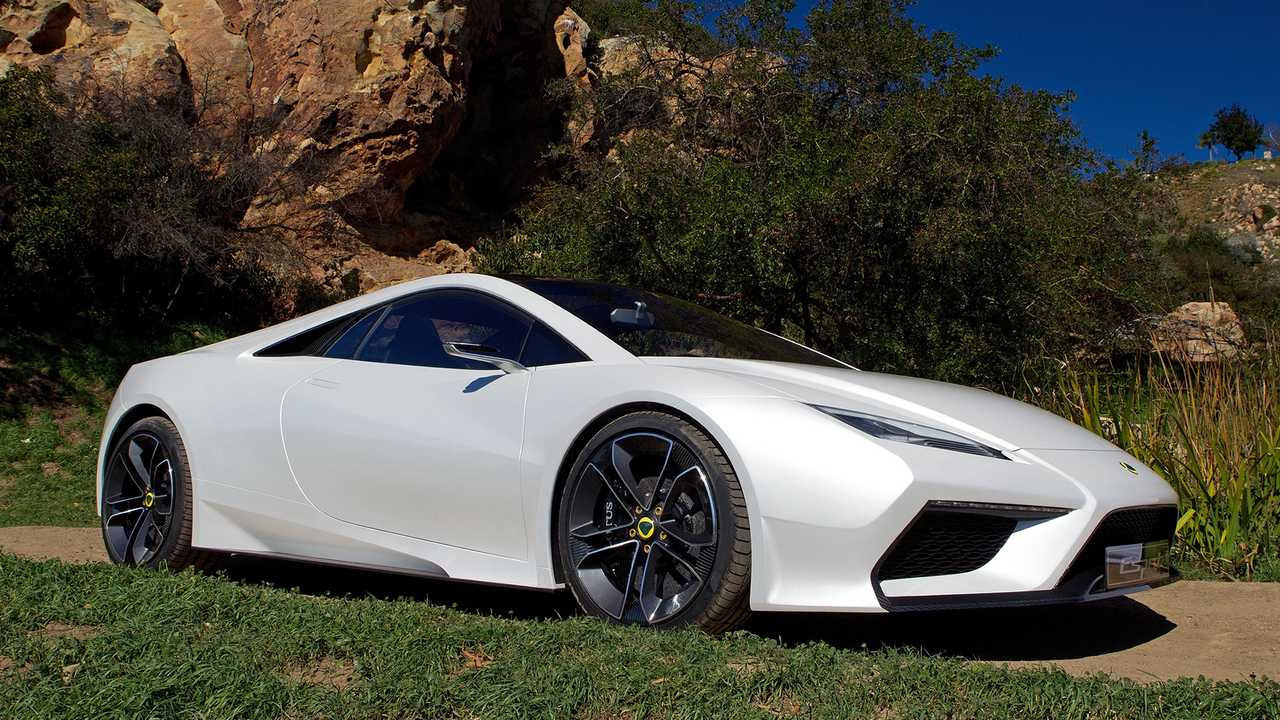 4 Lotus Esprit Successor Could Have Hybrid V4 With 4+ HP