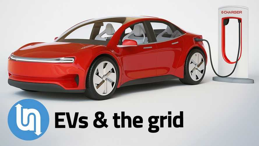 Watch: Will Electric Cars Kill The Grid? EV Charging Explained