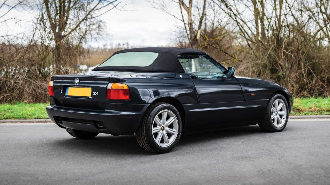 Bmw Z1 Looking For New Owner To Put More Miles On It