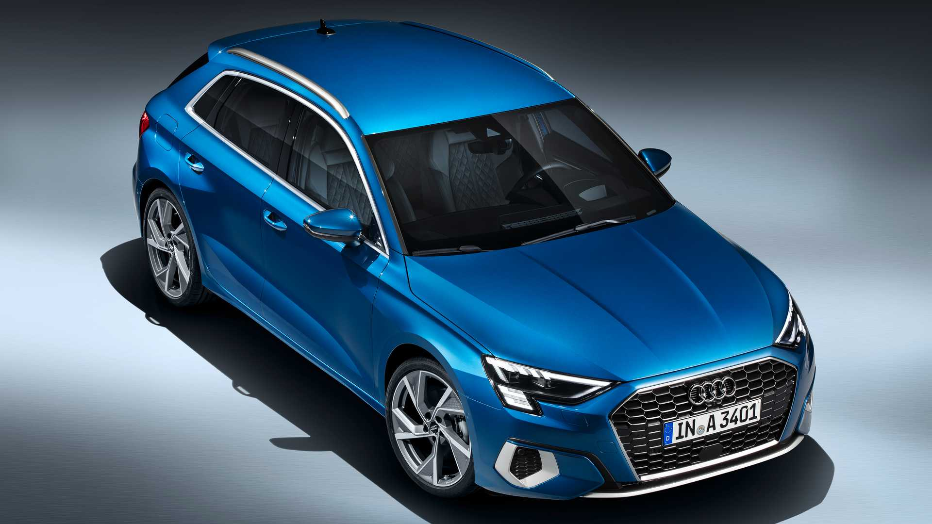 2021 Audi A3 Sportback Debuts With Posh Design, All-New ...