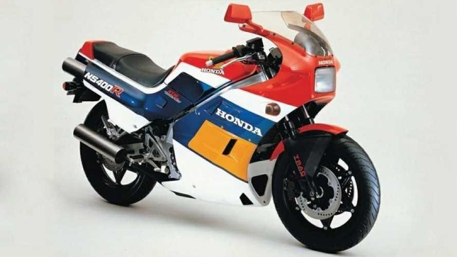Honda NS 400 R: nel segno di Spencer