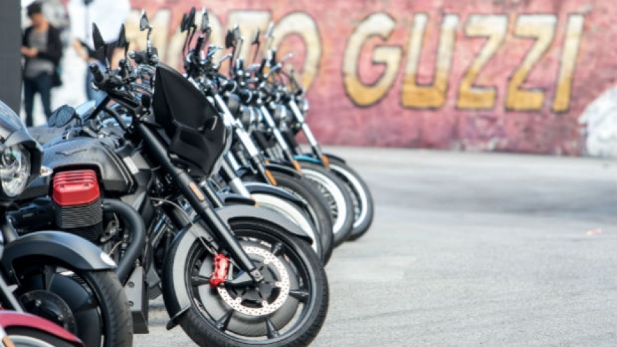 Moto Guzzi, in 30.000 per l'Open House 2018
