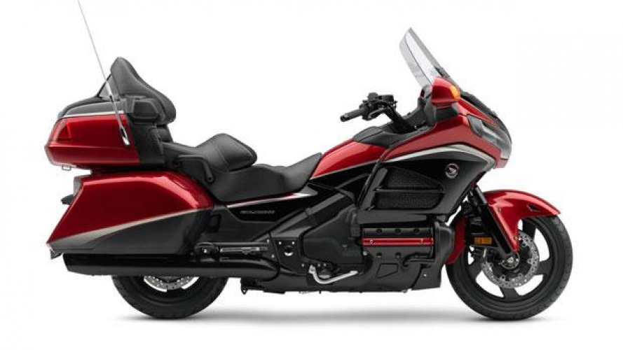 Honda GL1800 Gold Wing 2015 40th Anniversary
