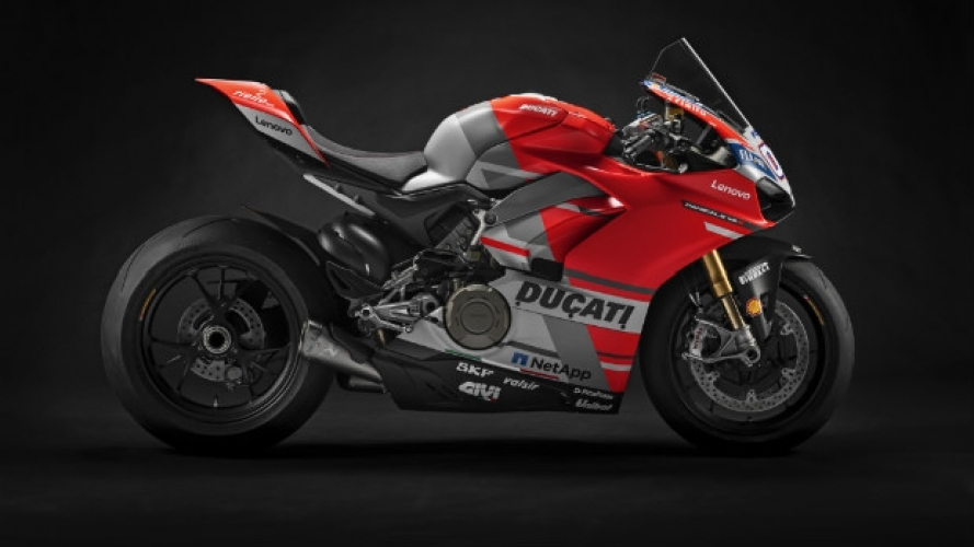 Ducati, all'asta le Panigale della Race of Champions