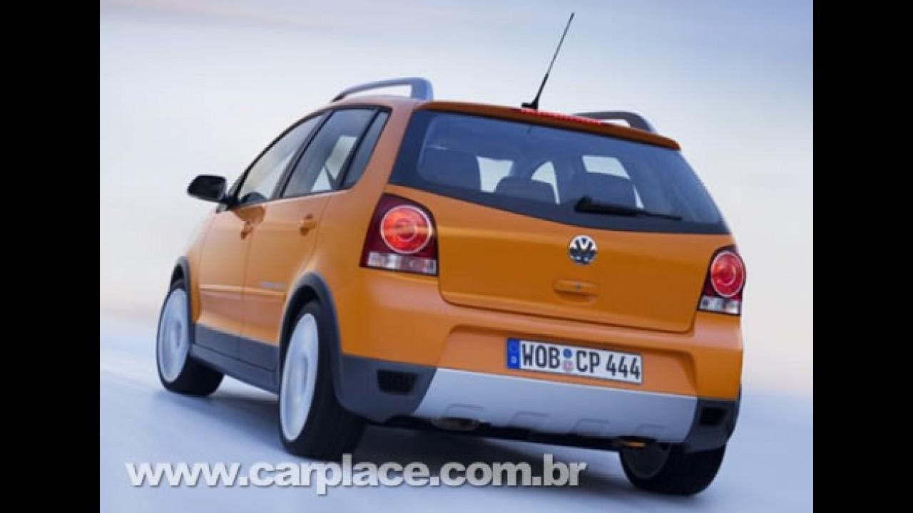 Volkswagen pode lançar versão SUV do Polo com tração 4x4 em 2010 na Europa