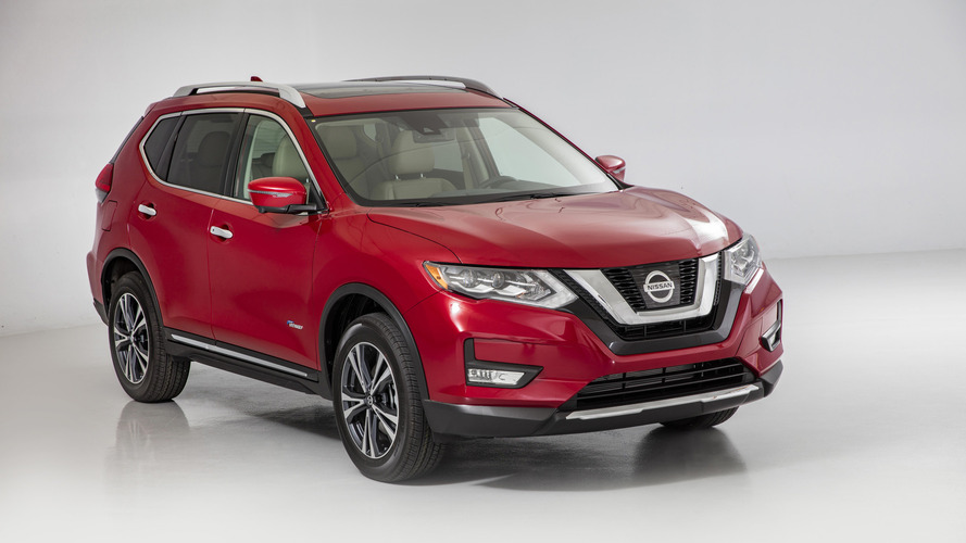 Nissan Hybrid Suv >> Nissan Rogue Hybrid Gets The Axe For 2020