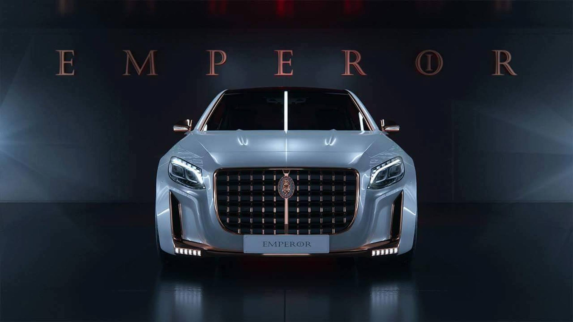 the scaldarsi emperor i is a mercedes