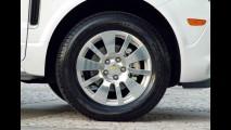 Chevrolet Captiva 2010 ganha novas cores e novas rodas - Veja fotos