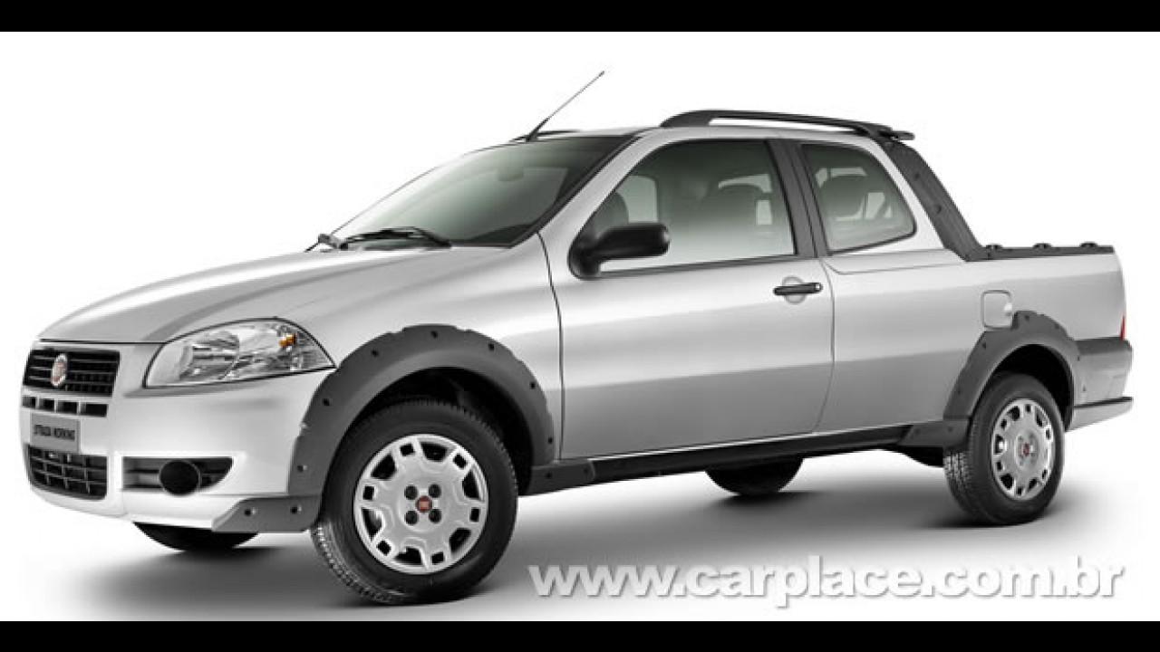 Oficial: Fiat lança nova versão Strada Working 1.4 - Veja fotos e tabela de preços da linha 2010