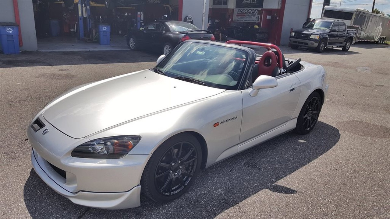 World's Fastest Honda S2000