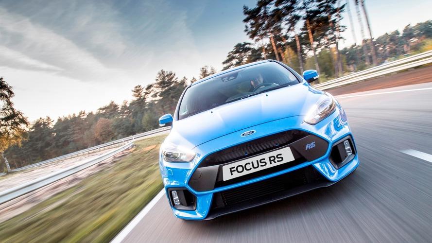 Yeni Ford Focus RS ile Ring'de tur atmaya ne dersiniz?