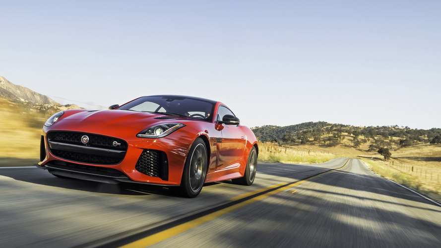 Enterprise Will Now Rent You A 200-MPH Jaguar F-Type SVR