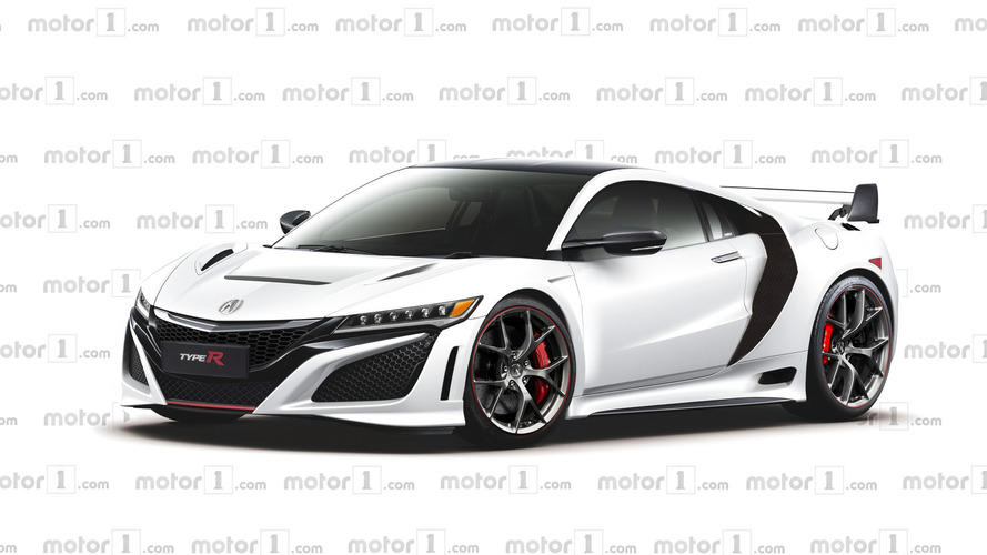 Acura NSX Type R To Debut In October With 650 HP, $200K Price? [UPDATE]