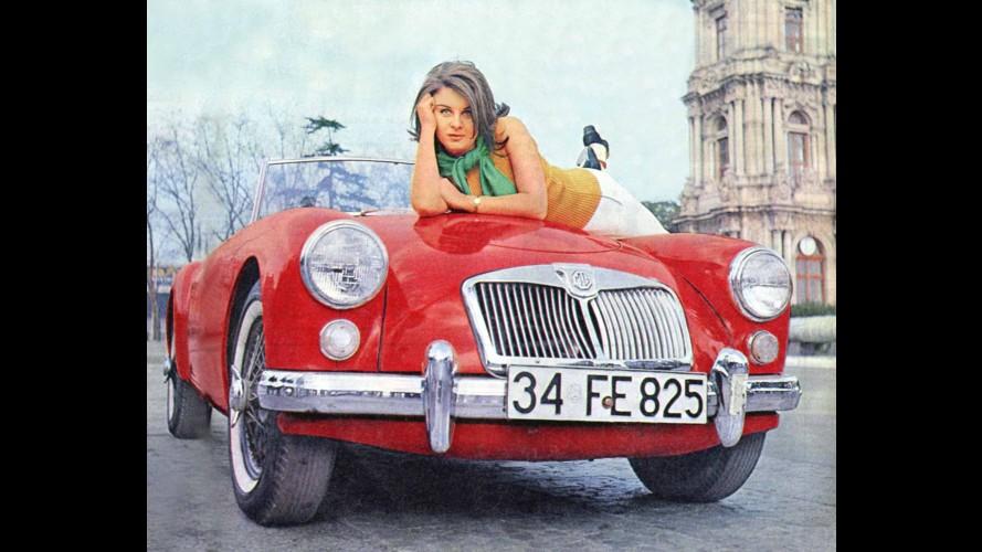Yeşilçam Ünlüleri'nin Nostaljik Otomobilleri