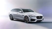 Jaguar XF Sportbrake Theophilus Chin tasarım yorumu