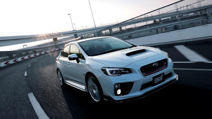 Subaru WRX, Japonya'ya özel S4 tS versiyonu çıkardı