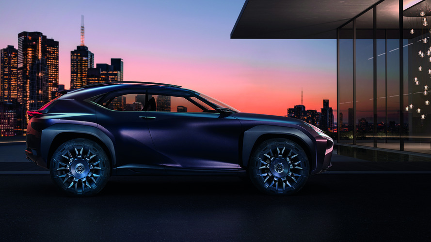 Lexus UX konsepti-  Paris Otomobil Fuarı