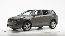 2016 Buick Envision Crash Test
