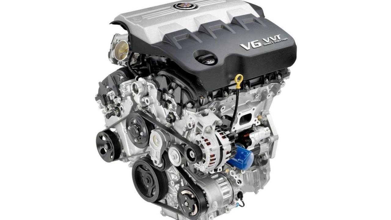 2010 GM 3.0L V6 VVT DI (LF1) engine - 2010 Cadillac SRX - 25.03.2010