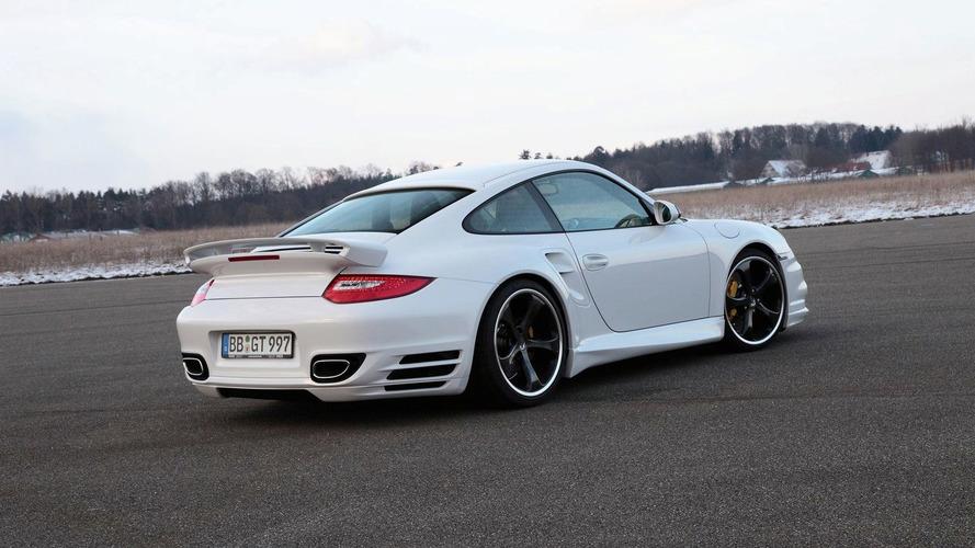 TechArt Lightly Updates Aero I & II Kits for 2010 Porsche 911 Turbo and Turbo S Facelifts