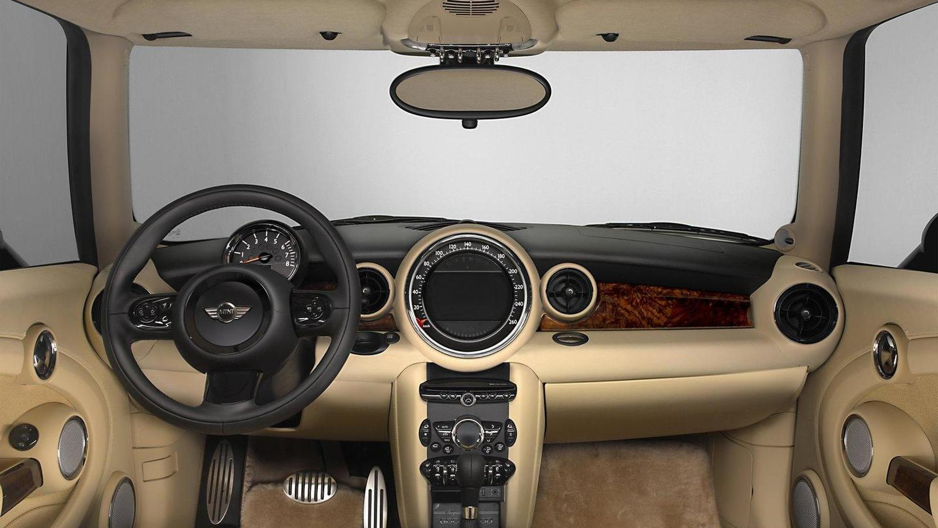 Mini Cooper Goodwood Gets Rolls Royce Inspired Pricing