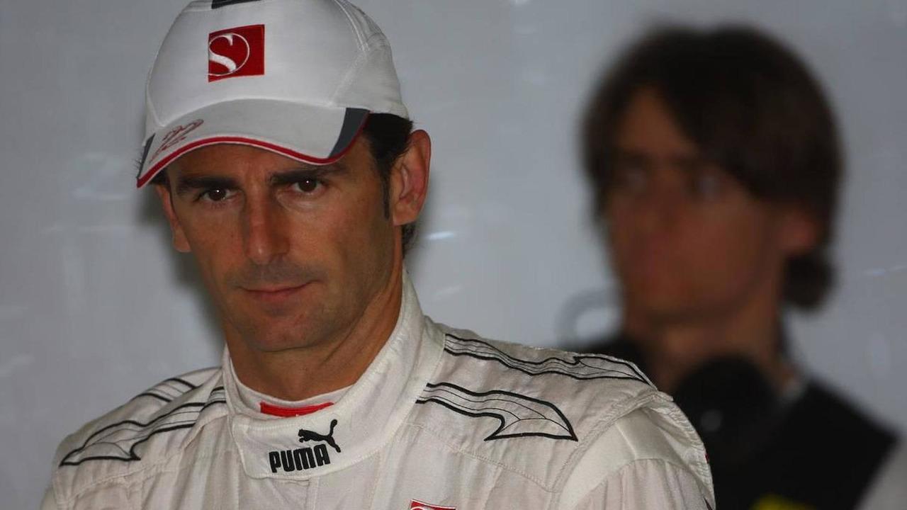 Pedro de la Rosa (ESP), BMW Sauber F1 Team - Formula 1 World Championship, Rd 14, Italian Grand Prix, 10.09.2010 Monza, Italy