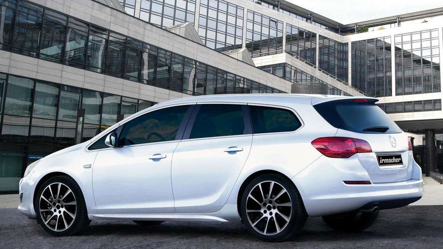 2011 Opel Astra Sports Tourer News And Opinion Motor1